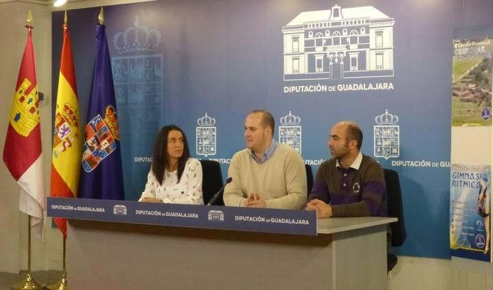 La Diputación pone en marcha nuevas ediciones de los Circuitos de Carreras de Montaña y Gimnasia Rítmica