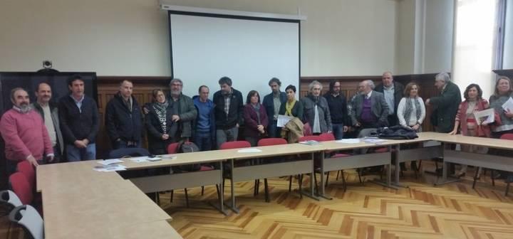 Lucía Enjuto reitera el apoyo de la Diputación al Geoparque de Molina-Alto Tajo