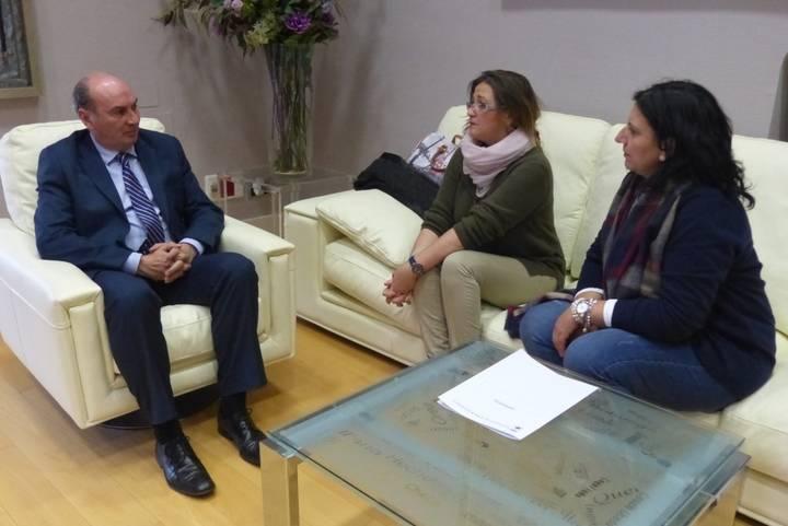 El presidente de la Diputación retoma las reuniones con alcaldes y concejales de la provincia