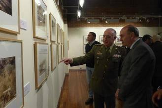 El Centro San José de la capital acoge la exposición 'La vida cotidiana en el Ejército (1855-1925)'