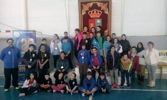Celebrada la tercera jornada del IV Circuito de Badminton