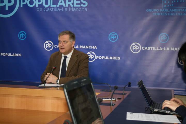El PP afirma que las promesas del bipartito Page-Podemos son imposibles con el techo de gasto anunciado