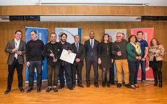 La Asociación de la Prensa de Guadalajara entregó sus XXV Premios Anuales y el X Premio de Libertad de Expresión