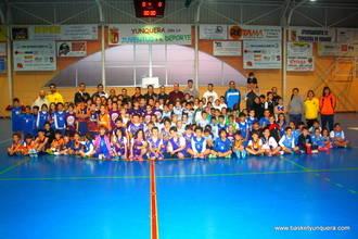 Jornada de hermandad de la IV Liga de Baloncesto Benjamín y Prebenjamín 'Dama de la Campiña'