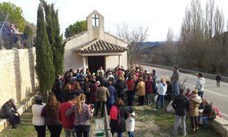 Mascotas y caridades cumplen con la tradición de que San Antón les bendiga