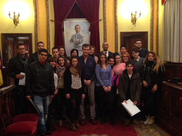 19 jóvenes realizarán prácticas en el extranjero de la mano del Ayuntamiento de Guadalajara