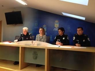 La Policía Local de Guadalajara busca adelantarse al conflicto con su Servicio de Mediación