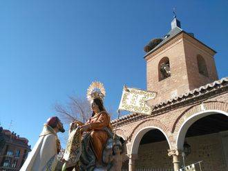 Alovera celebró este fin de semana las fiestas en honor a la Virgen de la Paz