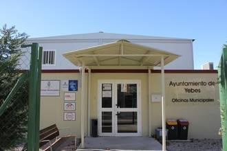 Yebes amplía el espacio de las oficinas municipales de Valdeluz para mejorar la atención a los vecinos