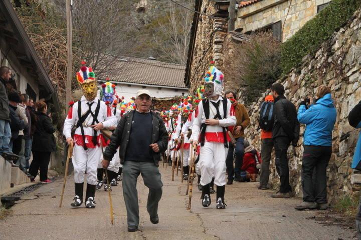 Este sábado, XXXI Edición de la recuperación del Carnaval de Almiruete