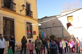 El jueves lardero y sus pucheros dan comienzo al Carnaval de Pareja