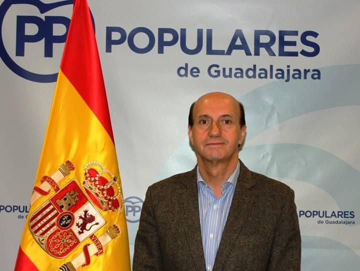"""Juan Pablo Sánchez destaca que """"en enero se ha producido el menor incremento de parados desde el año 2004"""""""
