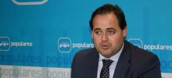 """Núñez: """"Page lleva ocho meses anunciando un Plan de Empleo que pagan los Ayuntamientos"""""""