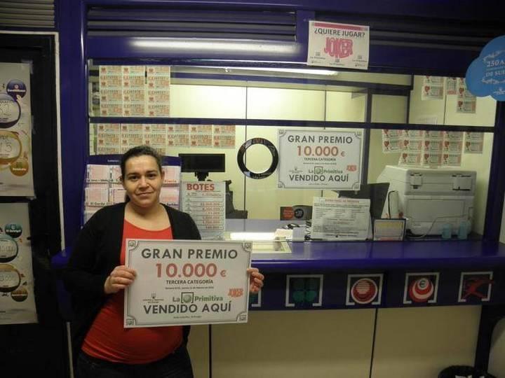 Un premio de 10.000 euros del Joker recae en Brihuega