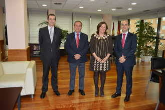 El Gobierno regional presenta a los agentes económicos y sociales el Plan Adelante 2016-2019