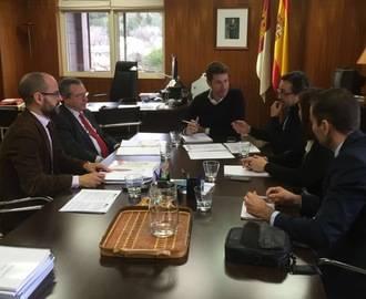 La Consejería de Fomento prepara el nuevo Plan Cartográfico de Castilla-La Mancha