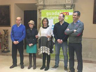 Guarinos destaca que los jóvenes del PP de Guadalajara ha recogido más de 5.000 kilos de alimentos y más de 1.500 juguetes