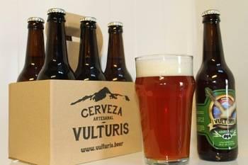 Llega Cervezas Vulturis, la nueva marca de cerveza artesana de Guadalajara