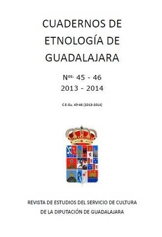 La Diputación comienza a editar los 'Cuadernos de Etnología de Guadalajara' en versión digital