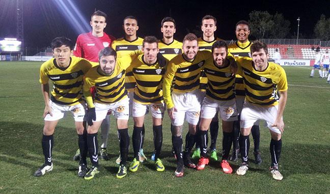 El Dépor cae eliminado de la Copa Federación ante el C.F. Rayo Majadahonda