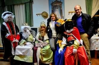 Los Reyes Magos visitan Pareja y Casasana