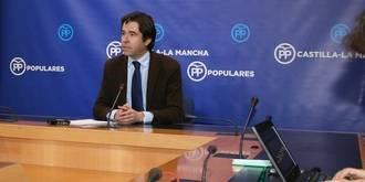 """Robisco: """"Page y Podemos se comportan como trileros y negocian los presupuestos de espaldas a los ciudadanos"""""""