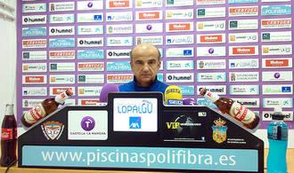 "Arnáiz Lucas: ""Ojalá se consigan tres victorias consecutivas por primera vez en esta temporada"""