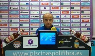 """Arnáiz Lucas: """"Lo más importante es competir"""""""