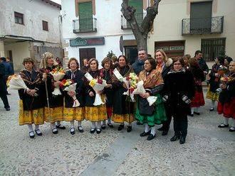 Cogolludo celebra su tradicional fiesta de Santa Águeda