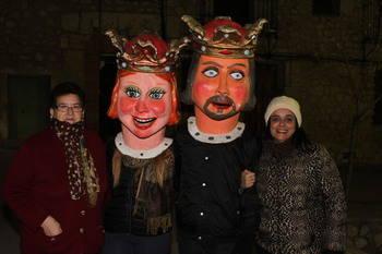 Escariche celebra su fiesta patronal de San Antón