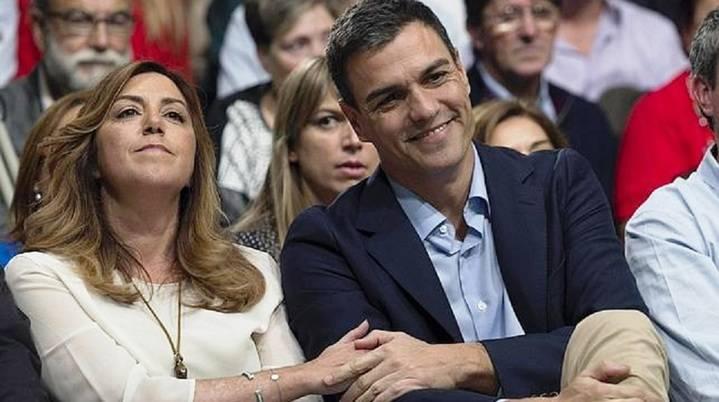 """Pablo Iglesias: """"Si Pedro Sánchez no manda, hablaré con Susana Díaz"""""""