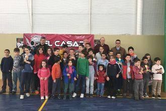 Celebrada en El Casar la segunda jornada del XI Circuito de Ajedrez promovido por Diputación