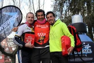 Sergio Tejero se impone en el I Desafío Invernal X-Trail de Trillo