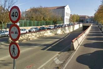 AVISO : Este domingo, 17 de enero, permanecerá cortado al tráfico el túnel de Aguas Vivas