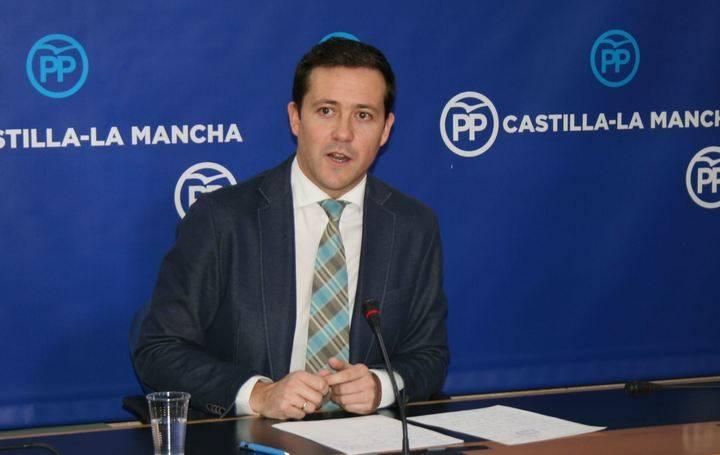 """Velázquez: """"Page se olvida de la sanidad en los presupuestos mientras que la partida que más aumenta es la de Presidencia"""""""