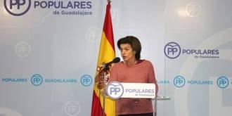 """Ana González: """"Page solo puede venir a garantizar presupuesto y comienzo de las obras del Campus de Guadalajara"""""""