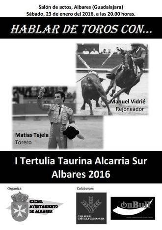 Albares estrena jornada taurina con Manuel Vidrié y Matías Tejela