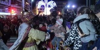 Más de 30.000 personas presencian la Magia de la Cabalgata de los Reyes Magos en Guadalajara