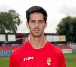Sergio Chiloeches, nuevo jugador del Club Deportivo Azuqueca