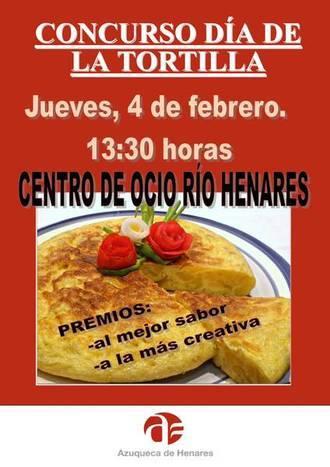 La tradición de la tortilla estrena este jueves el Carnaval azudense