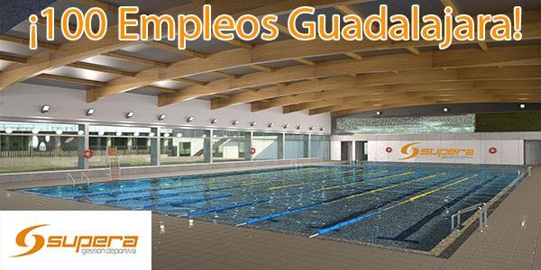 El Centro Acuático de Guadalajara, uno de los mejores de España