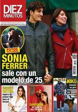 DIEZ MINUTOS : Sonia Ferrer sale con un modelo de 25 años