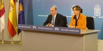 El Presupuesto de la Diputación Provincial para 2016 asciende a 58.129.860,54 euros