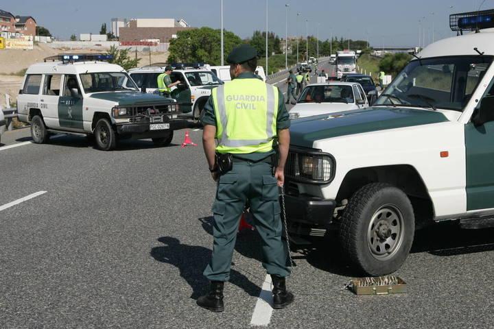 Detienen a dos personas en Azuqueca por robo en una explotación agrícola de la provincia de Madrid