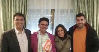 Yolanda Ramírez se reúne con los concejales de Ciudadanos en Tendilla