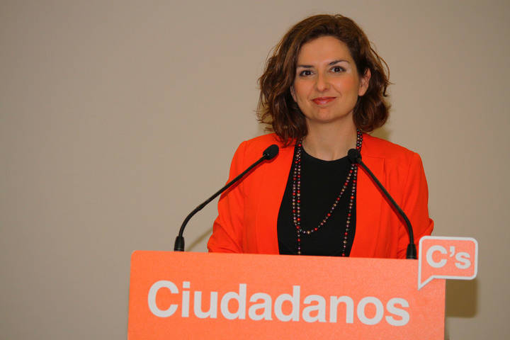 Orlena de Miguel, diputada de Ciudadanos por Guadalajara, será portavoz de la Comisión de Políticas Integrales de la Discapacidad
