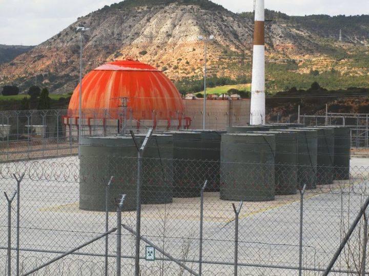 Manuel Ondaro, nuevo director del desmantelamiento de la Central Nuclear de Zorita