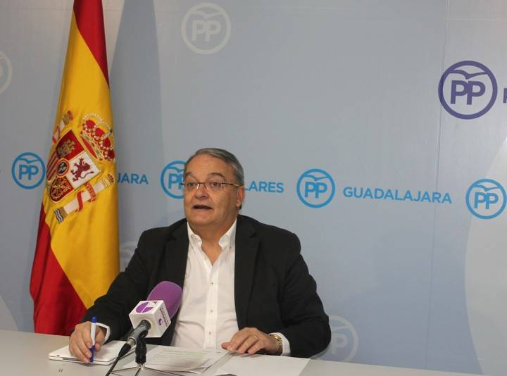 """De las Heras: """"Con más de 250 diputados en el Congreso y la mayoría absoluta en el Senado, PP, PSOE y C´s ofrecería la estabilidad que España necesita"""""""