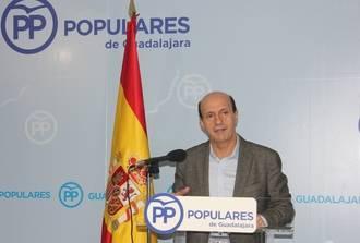 """Juan Pablo Sánchez: """"En cuatro años de gobierno del PP se han recuperado 1.158.000 empleos que se destruyeron por la crisis"""""""
