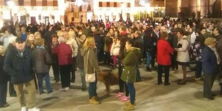 Indignación contra Page por estar más preocupado por Madrid que por los brotes de legionella de Manzanares